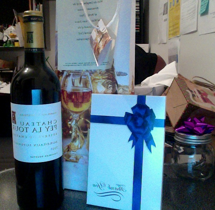 Great holidays gift ideas for your clients katie for Great gift ideas for clients
