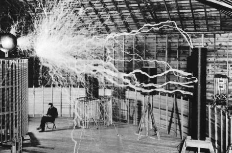 Nikola-Tesla-Electricity