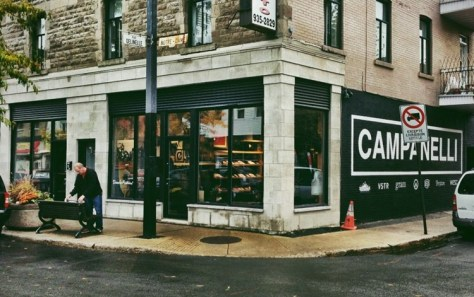 Best Montreal Cafes - Campanelli