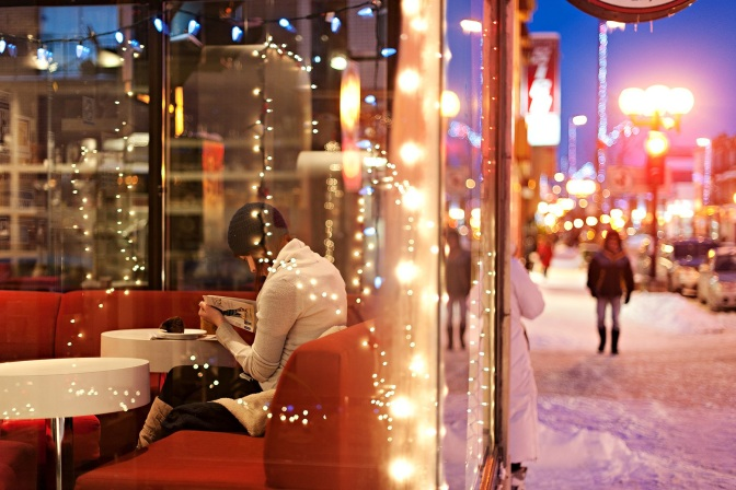 Montreal's Best Cafes For Productivity and Ambiance