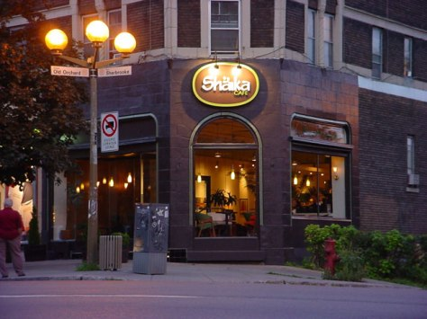 Top Montreal Cafe - Shaika