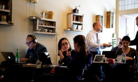 Top Montreal Cafes - Lillie&Oli2