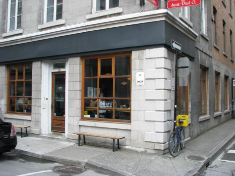 Top Montreal Cafes - Olive & Goumand
