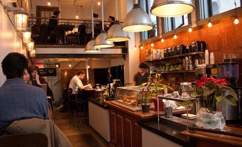 Top Montreal cafes - Pikolo