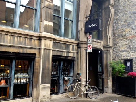 Top Montreal Cafes - Titantic